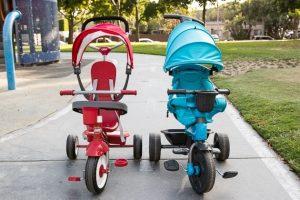 Comment choisir un tricycle évolutif pour enfant? Notre guide!